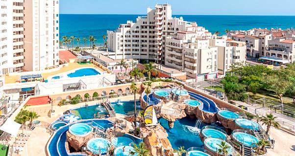 Chollo Ruleta Hoteles 4* Marina D'Or