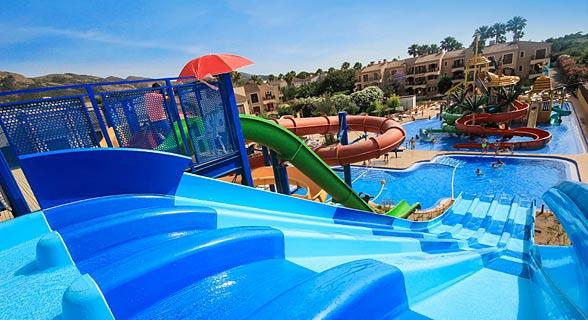 Complejo Albir Garden Resort Aquapark