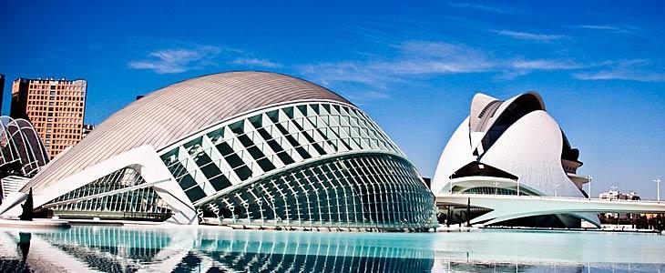 Entradas Ciudad de las Artes y las Ciencias