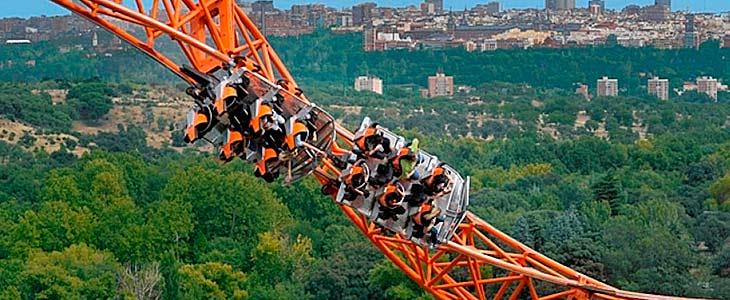Entradas Parque Atracciones Madrid