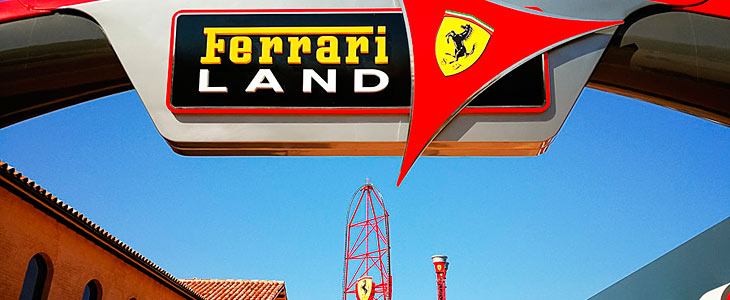 Entradas PortAventura Ferrari Land