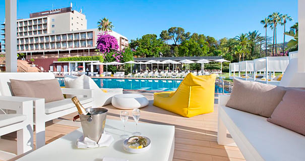 Gran Hotel Monterrey Spa