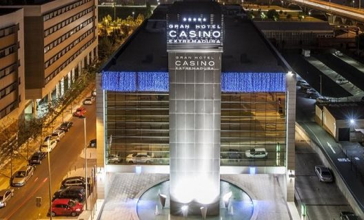Gran Hotel Nh Casino Extremadura