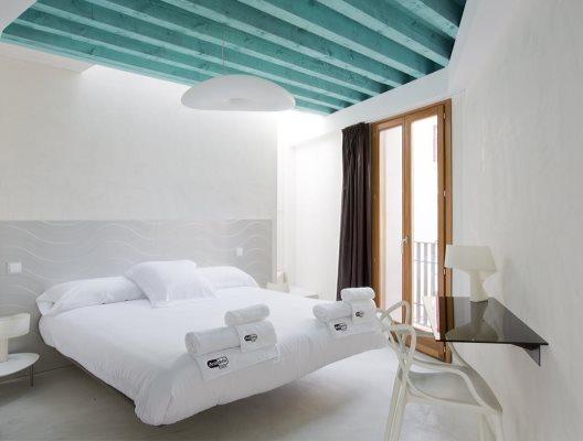 Hostal Antidoto Rooms