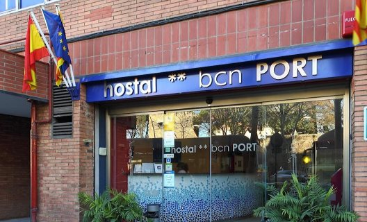 Hostal Barcelona Port - Barcelona