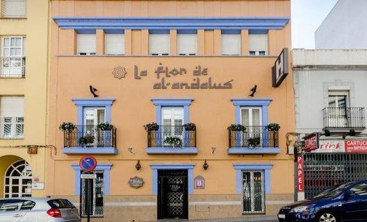 Hostal La Flor De Al Andalus