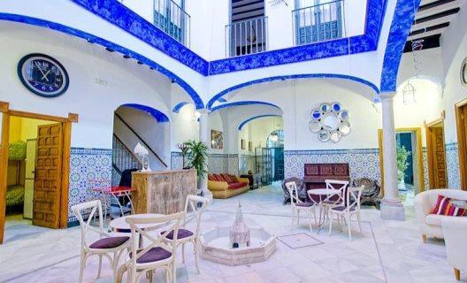 Hostal Trotamundos Shared Rooms