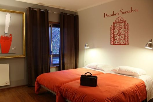 Hostel Oporto Excentric Design