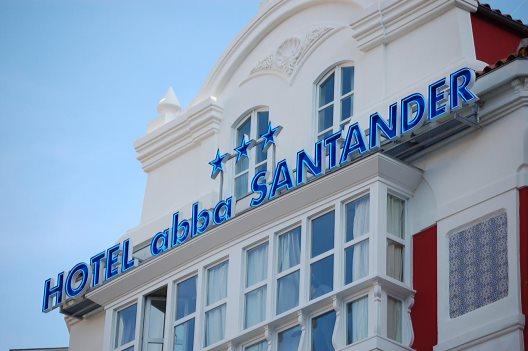 Hotel Abba Santander