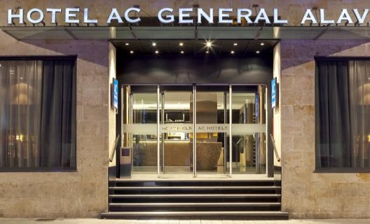 Hotel Ac General Alava By Marriott