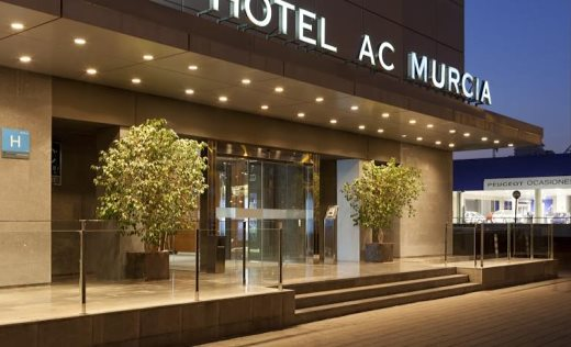 Hotel Ac Murcia By Marriott