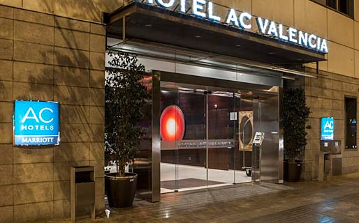 Hotel Ac Valencia By Marriott