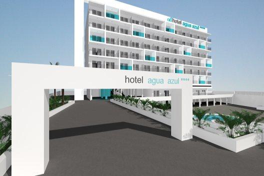 Hotel Agua Azul Benidorm