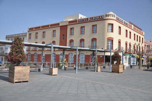 Hotel Alboran Chiclana