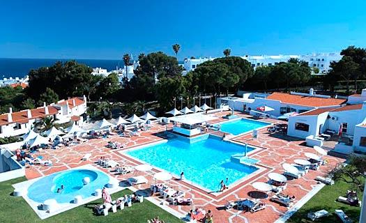 Hotel Albufeira Jardim I Y II