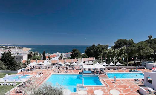 Hotel albufeira jardim i y ii albufeira algarve for Albufeira jardin