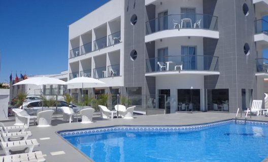 Hotel Albufeira Lounge