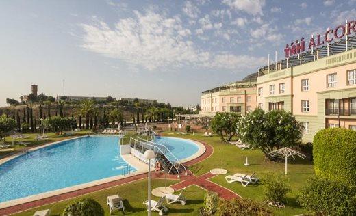 Hotel Alcora Sevilla