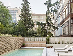 Hotel Alexandra Barcelona Doubletree By Hilton