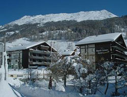 Hotel Alpen Resort Bw Swiss