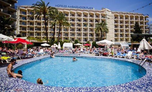 Hotel Ambassador Playa Ii Benidorm Alicante