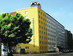 Hotel A&o Mitte Ostbahnhof