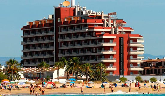 Hotel Aparthotel Spa Acualandia