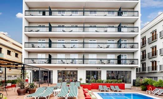 Hotel Aqua Bertran Park