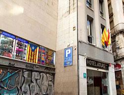 Hotel Atlas Barcelona