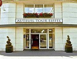 Hotel Auteuil Tour Eiffel