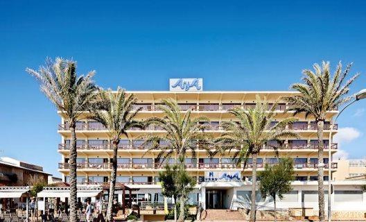 Hotel Aya Mallorca Lage
