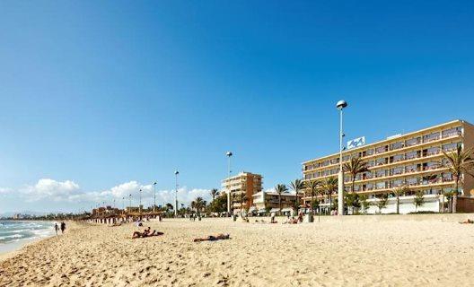 Hotel Aya Playa De Palma Mallorca