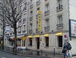 Hotel Balladins Paris La Villette