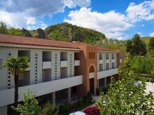 Hotel balneario alhama de granada alhama de granada for Hotel de diseno granada