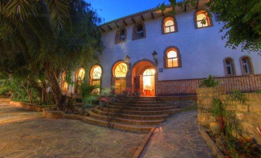 Hotel Balneario De San Andres