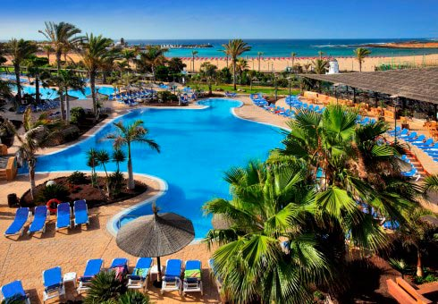 Fuerteventura Hotel Barcelo Castillo Beach Resort