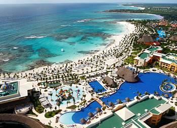 Hotel Barcelo Maya Palace Deluxe All Inclusive Solidaridad Riviera Maya Playa Del
