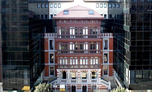 Hotel Barcelo Oviedo Cervantes