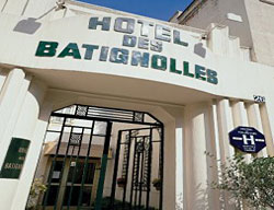 Hotel Batignolles