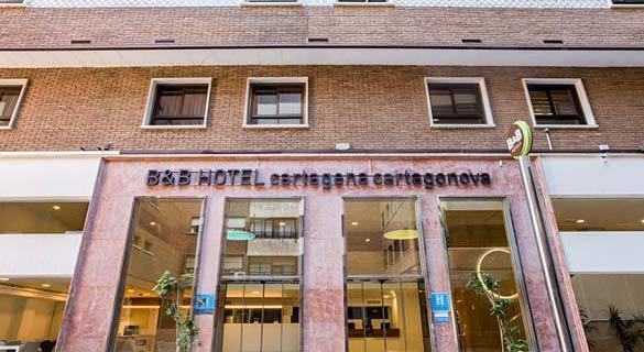 Hotel B&b Cartagena Cartagonova