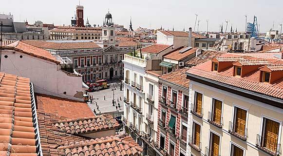 Hotel B&b Puerta Del Sol