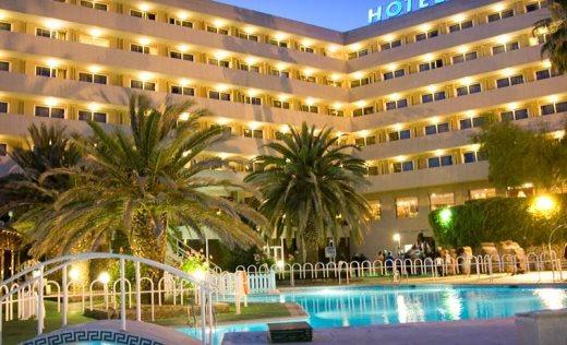 Hotel Beatriz Toledo Auditorium Spa