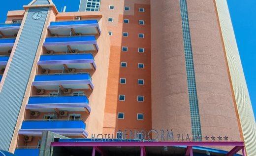 hotel victoria benidor: