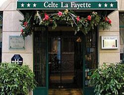 Hotel Best Western Opera Celte La Fayette