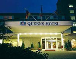 Hotel Best Western Queens Hamburg