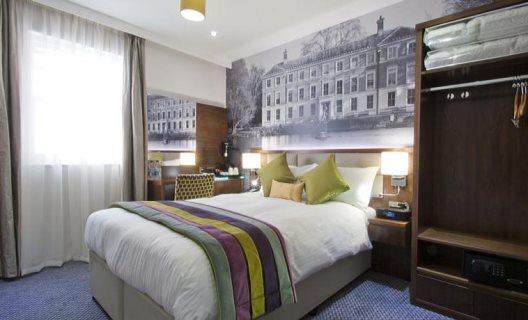 london best western vencourt hotel: