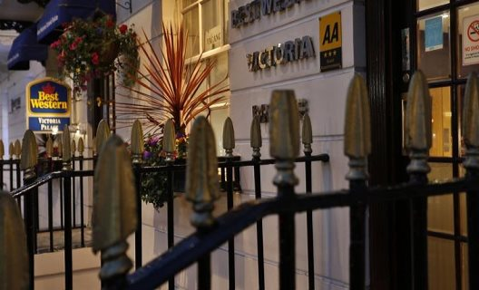 Hotel Best Western Londres Victoria Station