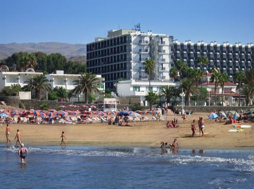 Hotel Beverly Park Playa Del Ingl 233 S Gran Canaria