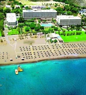 Hotel blue sea beach resort faliraki rhodes for Blue sea motor inn