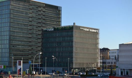 Hotel Boulevard Vitoria Gasteiz